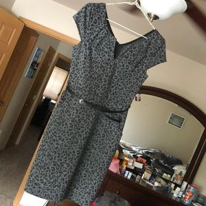 Love Culture leopard print dress